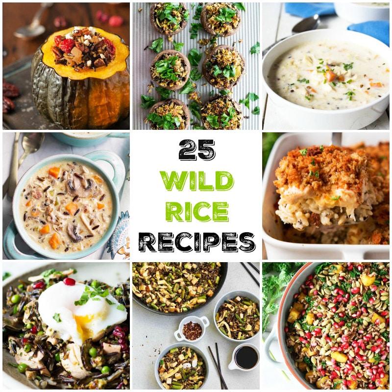 25 Delicious Wild Rice Recipes